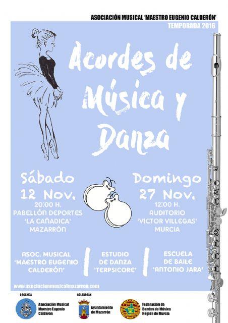 Acordes de música y danza, Foto 1