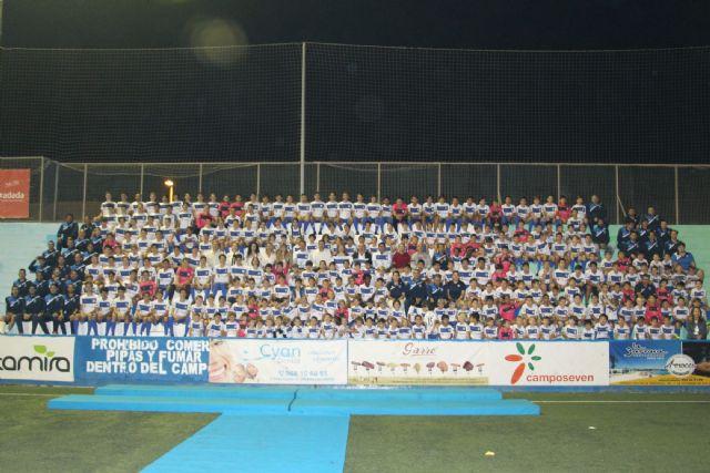 La Escuela de Fútbol Base Pinatar presenta a los equipos de la temporada 2017/18 en su 30 aniversario - 1, Foto 1
