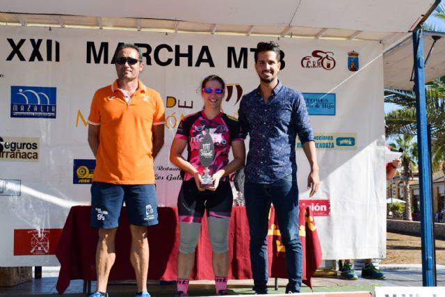 Ismael Sánchez lidera una nueva marcha ciclista por la Bahía, Foto 2