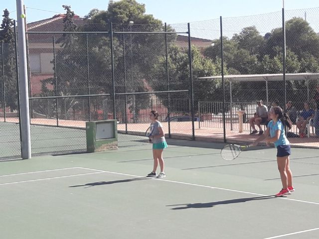 3rd match of the regional league of the Kuore Tennis Club in front of the Mazarrón Tennis Club - 5