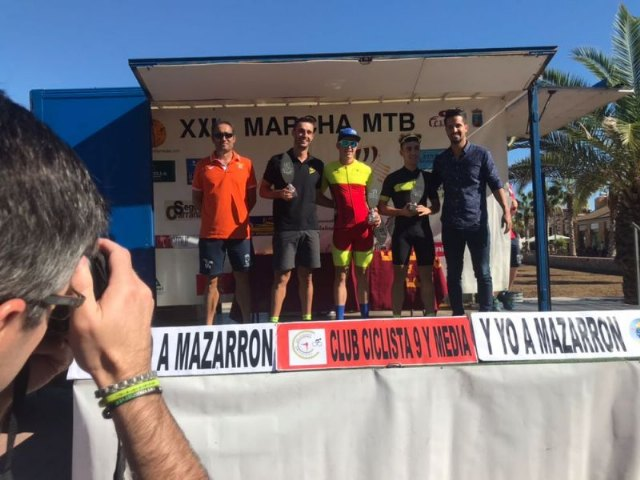 Weekend of success for the runners of the Club Cyclist Santa Eulalia - 2