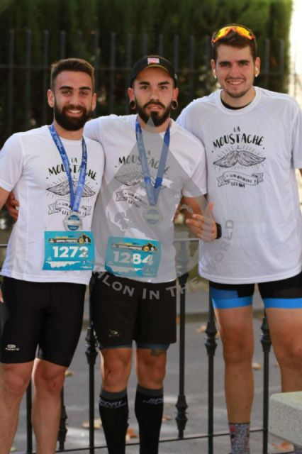 "The sports club ""La Mustache"" present in Caravaca Trail Experience - 1"