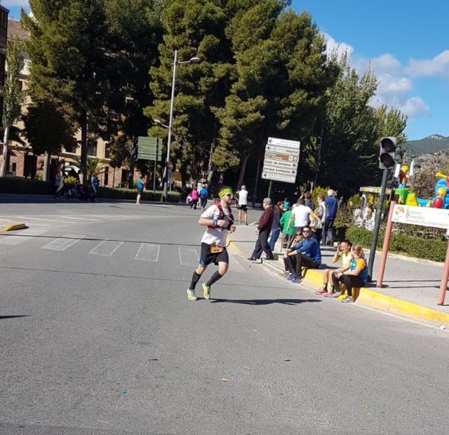 "The sports club ""La Mustache"" present in Caravaca Trail Experience - 5"