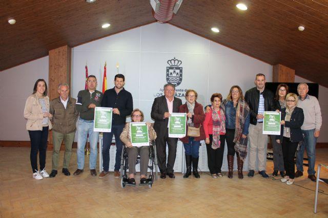 Los Alcázares acoge la II Marcha Solidaria a beneficio de la AECC - 1, Foto 1