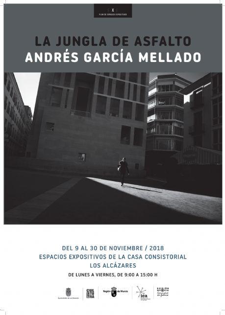 LA JUNGLA DE ASFALTO de ANDRÉS GARCÍA MELLADO - 1, Foto 1