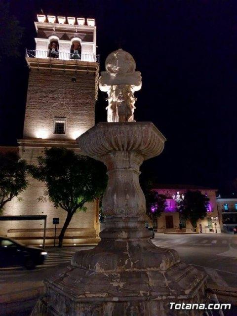 """They propose that the so-called """"Fuente Juan de Uzeta"""" be renamed """"Fuente de la Plaza"""" - 2"""