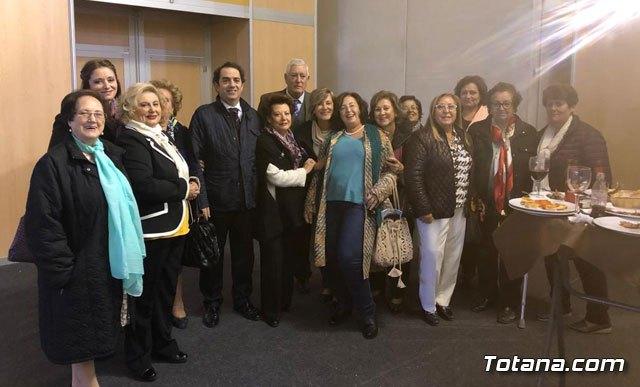 Un numeroso grupo de Amas de Casa de Totana asistieron al Foro Interalimentario SEPOR 2018, Foto 4