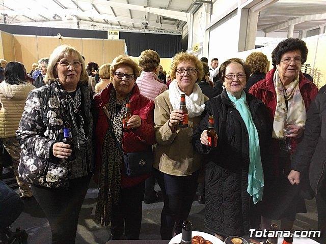 Un numeroso grupo de Amas de Casa de Totana asistieron al Foro Interalimentario SEPOR 2018, Foto 5