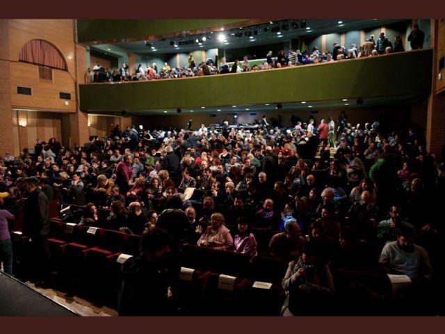 Podemos Cieza estuvo presente en el Gran Encuentro Municipalista celebrado el pasado 4 de noviembre en Alcorcón - 1, Foto 1
