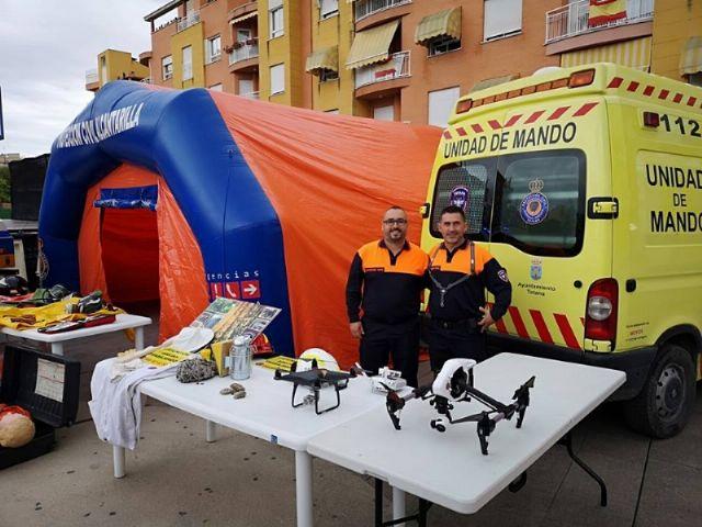 Se aprueba la creaci�n de nuevas unidades especializadas en la Agrupaci�n de Voluntarios de Protecci�n Civil y su inclusi�n en los seguros municipales y estatutos, Foto 1