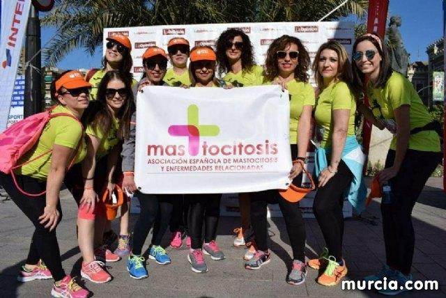 La mastocitosis visible en Alhama Trail gracias a los atletas solidarios, Foto 1