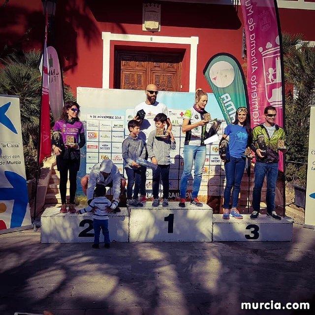 La mastocitosis visible en Alhama Trail gracias a los atletas solidarios, Foto 4