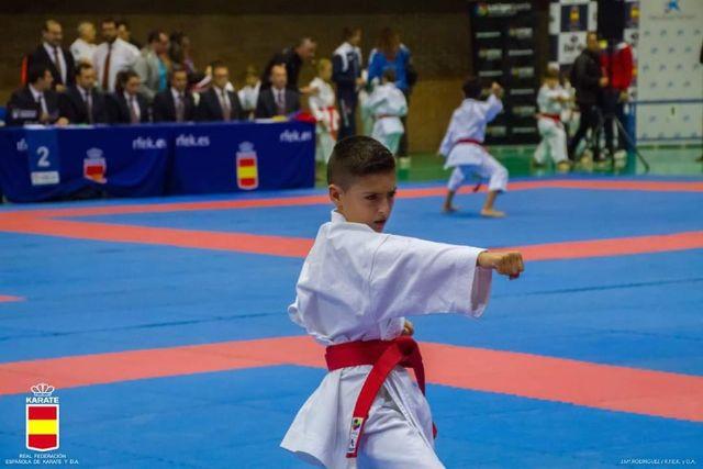 El equipo aguileño de Kárate Águilas obtiene grandes resultados en Ávila - 4, Foto 4