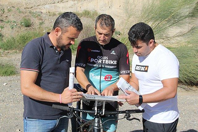 Puerto Lumbreras acogerá el próximo domingo la V edición del Bike Orientación Cabezo la Jara - 1, Foto 1