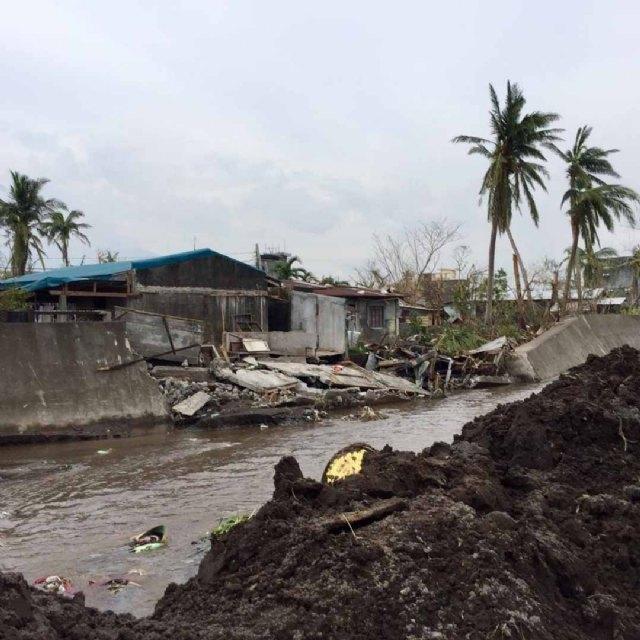 Balance inicial de daños en Filipinas - 1, Foto 1