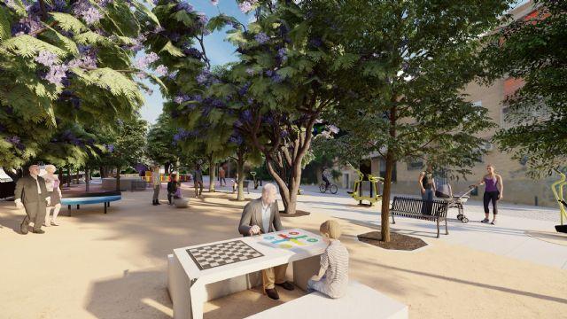 Sale a licitación el proyecto de renovación integral de la plaza del barrio del Carmen y su entorno - 1, Foto 1