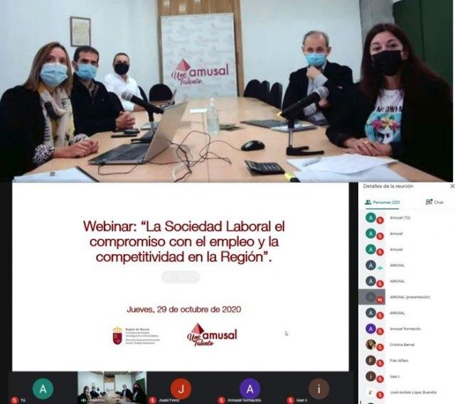 Amusal: compromiso con el empleo y la competitividad en la Región - 1, Foto 1
