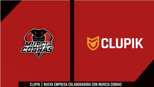 CLUPIK, nueva empresa colaboradora con Murcia Cobras - 1, Foto 1