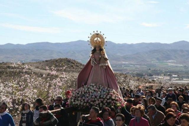 Hacia la declaración de la romería de la Salud, en La Hoya, como Fiesta de Interés Turístico Regional - 1, Foto 1