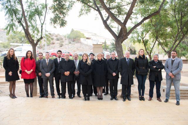 Mazarrón rinde homenaje a la Constitución Española, Foto 1