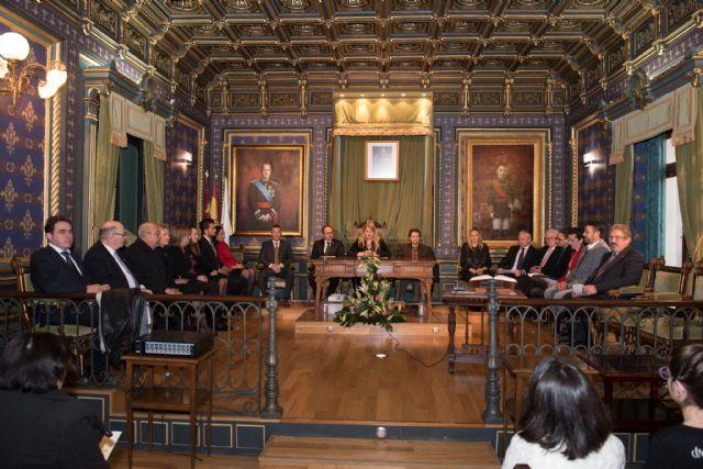 Mazarrón rinde homenaje a la Constitución Española, Foto 2