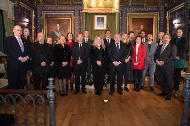 Mazarrón rinde homenaje a la Constitución Española, Foto 3