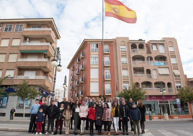Mazarrón rinde homenaje a la Constitución Española, Foto 5