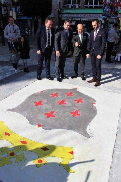 Abre a los vecinos de Alcantarilla, la plaza de la Constitución, conmemorando así también el Día de la Constitución en nuestro municipio - 4, Foto 4