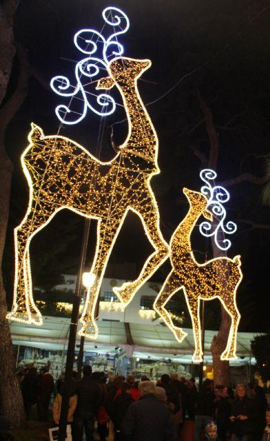 San Pedro del Pinatar comienza la Navidad con la apertura del belén municipal y el encendido del alumbrado - 2, Foto 2