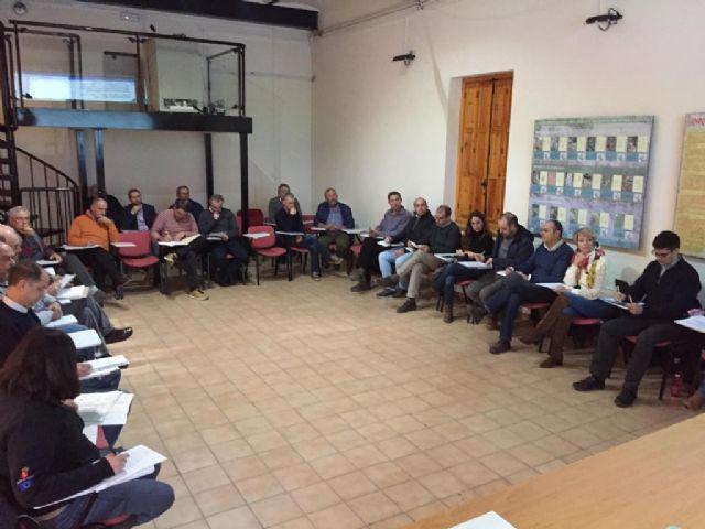 Destinan más de 230.000 euros para la mejora y reparación de senderos, pistas forestales y señalización en Sierra Espuña, Foto 1