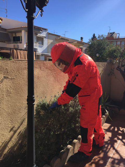 Arranca en Murcia un curso de plaguicidas que concluirá con la contratación de al menos el 40 por ciento de alumnos, Foto 2