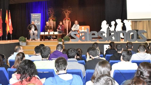 La Región acoge un encuentro de Centros Juv eniles Salesianos de ocho comunidades autónomas, Foto 1