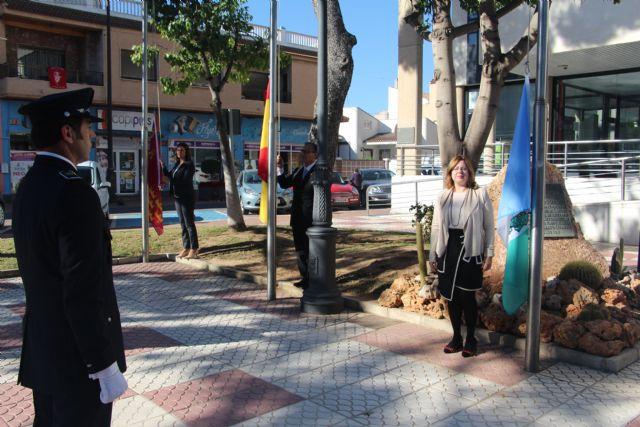 San Pedro del Pinatar celebra el 40 aniversario de la Constitución Española en un acto institucional - 1, Foto 1