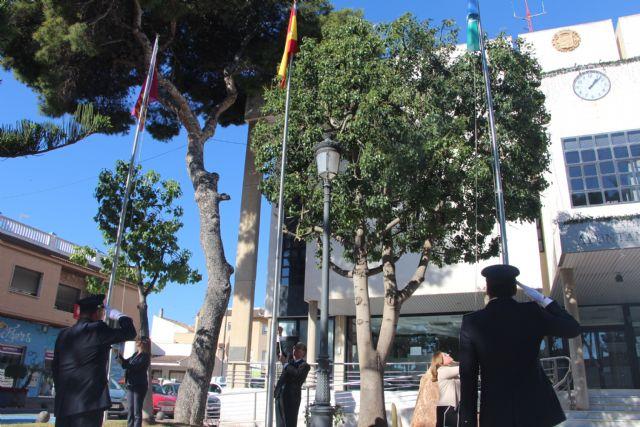 San Pedro del Pinatar celebra el 40 aniversario de la Constitución Española en un acto institucional - 2, Foto 2