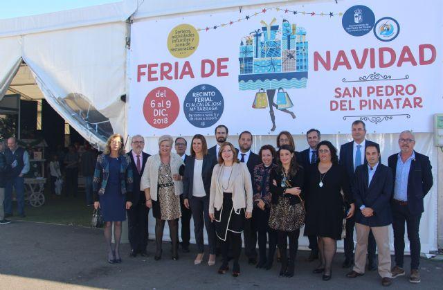 Comienza la VII Feria de Navidad EN San Pedro del Pinatar con una extensa oferta comercial - 1, Foto 1