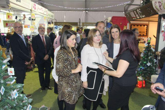 Comienza la VII Feria de Navidad EN San Pedro del Pinatar con una extensa oferta comercial - 2, Foto 2