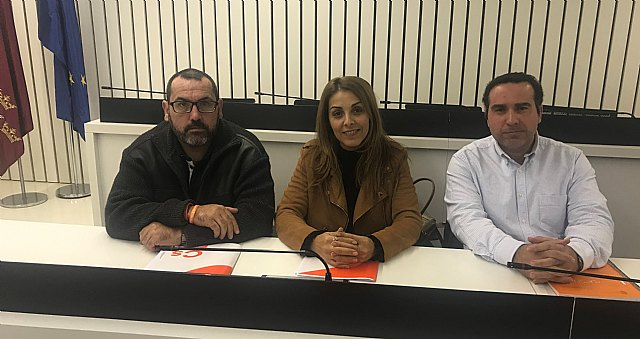 Ciudadanos Las Torres de Cotillas denuncia unos presupuestos electoralistas y que reflejan la desidia del equipo de Gobierno del PP - 1, Foto 1