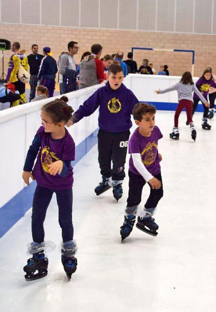 Las Torres de Cotillas se lanza a patinar sobre hielo este puente de diciembre - 2, Foto 2