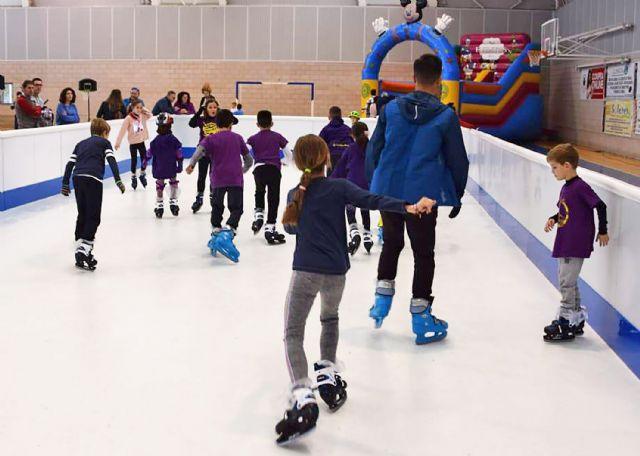 Las Torres de Cotillas se lanza a patinar sobre hielo este puente de diciembre - 3, Foto 3
