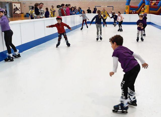 Las Torres de Cotillas se lanza a patinar sobre hielo este puente de diciembre - 4, Foto 4