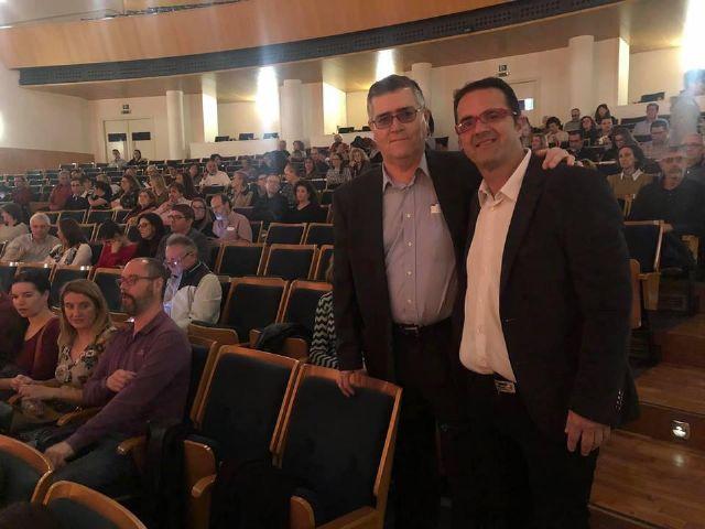 El auditorio Víctor Villegas de Murcia acoge el primero de los dos conciertos de la Banda Sinfónica de la Federación de Bandas de la Región de Murcia, solidarios con las enfermedades raras - 3, Foto 3