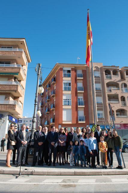 La corporación municipal muestra su unidad a favor de los principios constitucionales, Foto 3