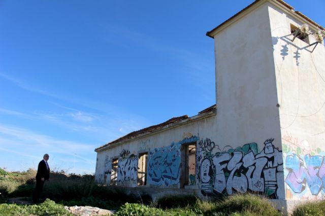 Cs exigirá en el próximo Pleno que se valle el perímetro de la antigua depuradora de Barrio Peral para evitar accidentes - 2, Foto 2