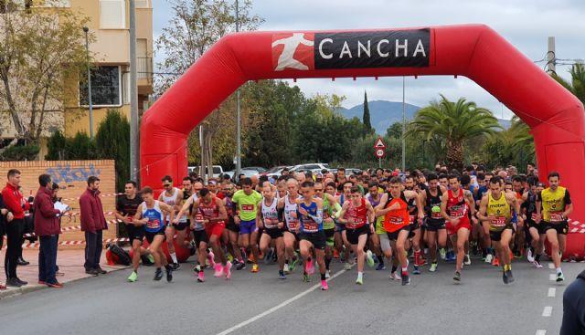 Totana decidió los títulos regionales de 5K en Ruta