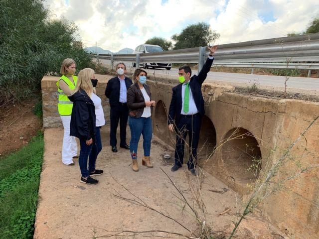 Fomento adjudica obras por valor de más de 3 millones para reparar seis carreteras dañadas por la dana - 1, Foto 1
