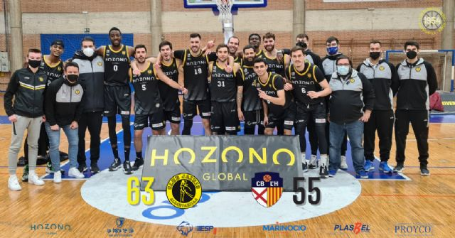 El Hozono Global Jairis estrena su casillero de victorias frente al Torrons Vicens CB L'Hospitalet - 1, Foto 1