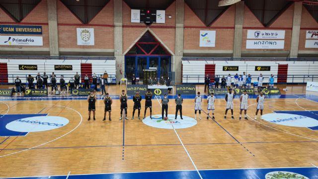 El Hozono Global Jairis estrena su casillero de victorias frente al Torrons Vicens CB L'Hospitalet - 2, Foto 2