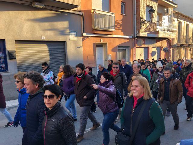 López Miras asiste a la romería de Santa Eulalia en Totana, Foto 2