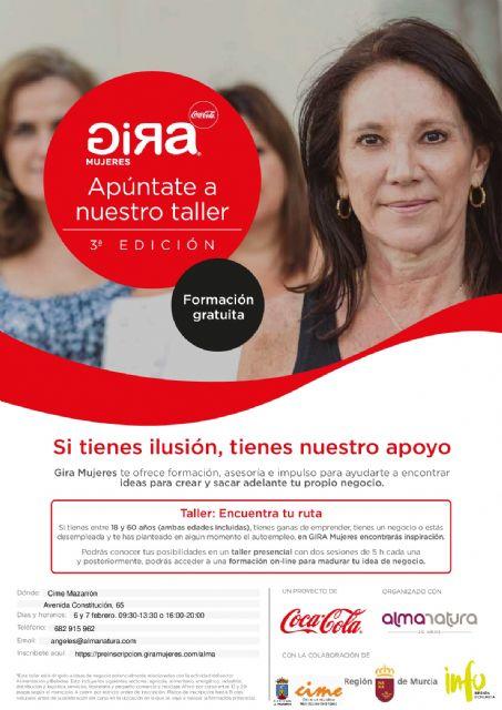El proyecto 'gira mujeres' vuelve a Mazarrón, Foto 1