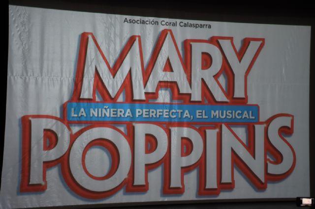 MARY POPPINS, LA NIÑERA PERFECTA en el Auditorio Municipal de Calasparra - 4, Foto 4